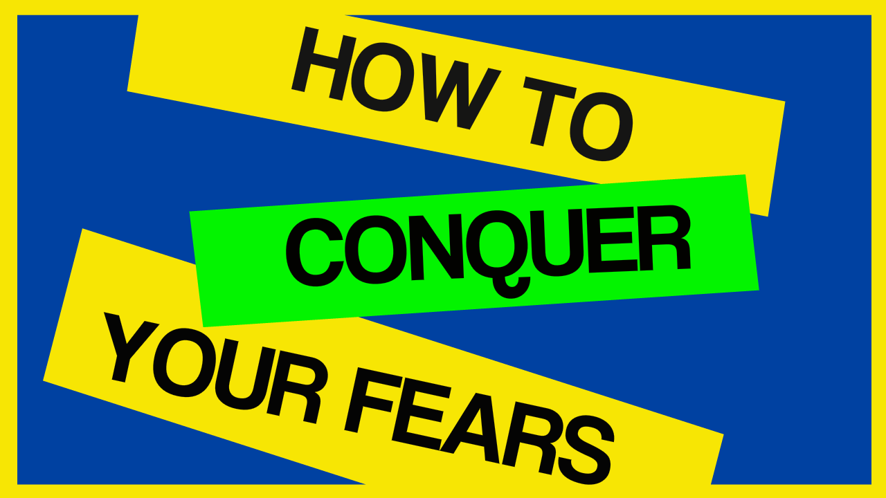 how to conquer your fear Afraid to fly follow these 8 steps from dr martin n seif's freedom to fly now workshop to help conquer your fears 1 latch on to triggers that set you off figure out what frightens you and examine how your anxiety reaction is triggered.